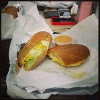 Photo taken at The Sandwich Spot by Alex M. on 3/19/2013
