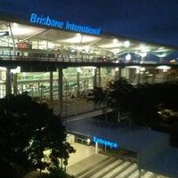 Photo taken at Brisbane Airport International Terminal by Addictioneer W. on 3/8/2013