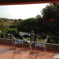 Photo taken at Posada Las Margaritas by Sergio E. on 12/1/2012