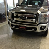 Photo taken at Boyer Ford by Cody K. on 2/18/2013