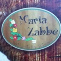 Photo taken at Maria Zabbé by Joao R. on 3/3/2013