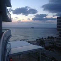 Photo taken at W Fort Lauderdale by Kier M. on 10/11/2012