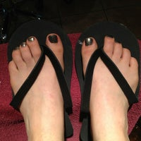 Photo taken at Magic Nails by Isis M. on 8/10/2013