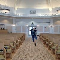 Photo taken at Disney's Wedding Pavilion by Isis M. on 4/16/2013