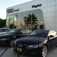Keyes Audi Auto Dealership In Los Angeles - Keyes audi