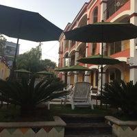 Foto tomada en La Casona Tequisquiapan Hotel & Spa por Aintzane I. el 12/23/2016