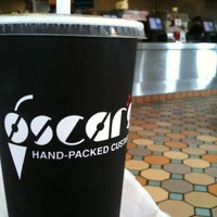Photo taken at Oscar's Frozen Custard by Karen B. on 4/30/2013