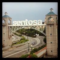 Foto tomada en Resorts World Sentosa por crazy ant el 9/14/2012