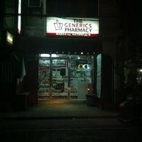 Photo taken at The Generics Pharmacy by Gai D. on 3/6/2013