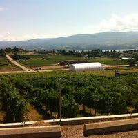 Photo taken at Little Straw Vineyards by Caline D. on 8/5/2013