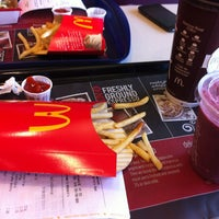 Photo taken at McDonald's by Caline D. on 7/8/2013