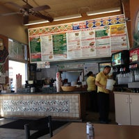 Photo taken at Mr Taco : Fresh Mexican Grill by Natalie R. on 5/1/2013