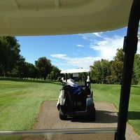 Photo taken at Ogden Golf & Country Club by Josh S. on 8/27/2013
