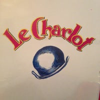 Photo taken at Le Charlot by Ahmed B. on 2/26/2013