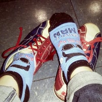 Photo taken at Xcalibur Bowling Centre by Elaine K. on 6/19/2013