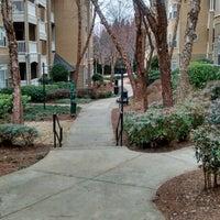 Photo taken at marquis doggie park/ garden by . .. on 3/4/2014