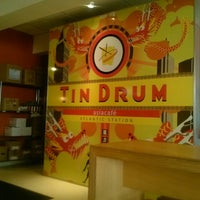 Photo taken at Tin Drum Asian Kitchen - Atlantic Station by . .. on 6/20/2013