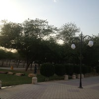 Photo taken at منتزه محمد بن القاسم by Abdulrahman A. on 2/13/2013
