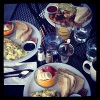 Photo taken at Chloe's Café by Grace B. on 3/24/2013