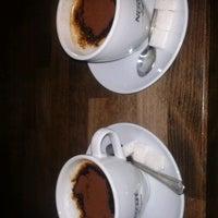 Photo taken at Taksimhane Cafe Bar by Furkan K. on 9/28/2013