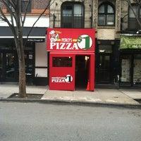 Das Foto wurde bei Percy's Pizza von Kevin H. am 2/28/2013 aufgenommen