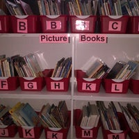Photo taken at Library Sekolah Global Indo Asia (SGIA) by Lee M. on 8/24/2013