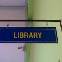 Photo taken at Library Sekolah Global Indo Asia (SGIA) by Lee M. on 6/8/2013