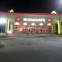Photo taken at McDonald's by Angie B. on 4/20/2013
