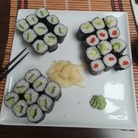 Photo taken at Sushi BA by Nebuş K. on 10/8/2013