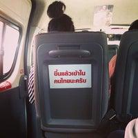 รูปภาพถ่ายที่ Van Station รังสิต - ปากเกร็ด (Rangsit - Pak Kret) โดย Chalermchai S. เมื่อ 9/1/2013