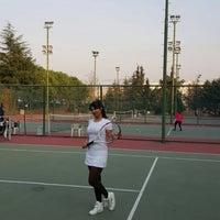 12/6/2015にNazsany ♓.がİTÜ Tenis Kortlarıで撮った写真