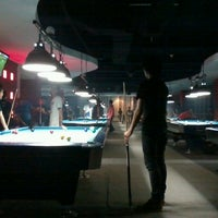 Photo taken at Barcode Pool Table by Eko P. on 5/4/2013