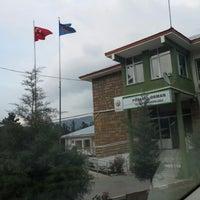Photo taken at Pozanti orman isletmesi by Sefa T. on 12/3/2013
