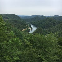 Photo taken at 장태산 자연휴양림 by Suncheol G. on 6/6/2017
