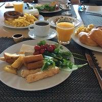 5/22/2017 tarihinde Seda💞💞 G.ziyaretçi tarafından Turquoise Restaurant'de çekilen fotoğraf