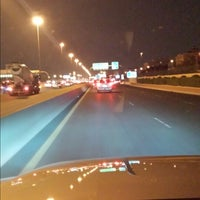 Photo taken at Alshaikh Zayed Ring Road by Mcocz a. on 3/25/2015