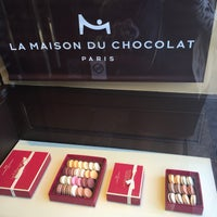 Photo taken at La Maison du Chocolat by Елена К. on 10/9/2015