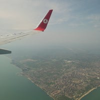 Photo taken at Domestic Terminal Arrival by Ebru T. on 5/5/2013