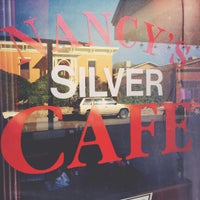 photo taken at nancy39s silver cafe by christopher w on
