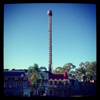 Photo taken at Tower Of Terror II by Peter B. on 3/28/2013