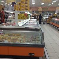 Photo taken at AlJazeera Supermarket by Hil V. on 3/14/2013