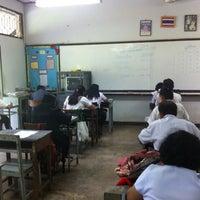 Photo taken at โรงเรียนเขลางค์นคร by Pramote W. on 9/14/2013