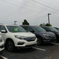Photo Taken At Ed Voyles Honda By Mandy G. On 4/4/2018