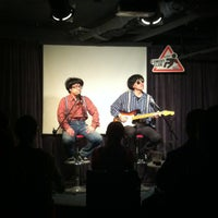 Photo taken at Comedy Club 卡米地喜劇俱樂部 by Allen C. on 3/10/2013