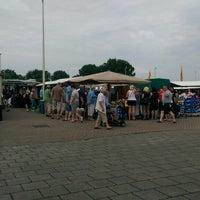 Photo taken at Markt by Patrick v. on 6/7/2014