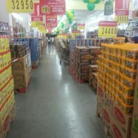 Photo taken at Carrefour by Mathius Minto K. on 6/17/2016