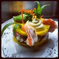 Photo taken at Restaurante El Morocho by Jonathan G. on 2/13/2013