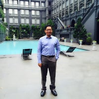 Photo taken at G.H. Swimming Pool by Bagus S. on 11/27/2014