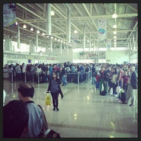 Photo taken at Simón Bolívar International Airport (CCS) by Rafael R. on 5/30/2013