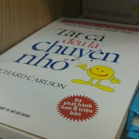 Photo taken at PNC Bookstore @Parkson Hung Vuong by Hiếu Thảo H. on 4/1/2013